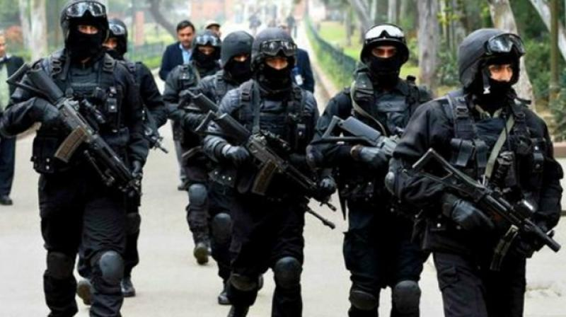 The NSG teams will be kept at the disposal of the Jammu and Kashmir Police, which is the nodal agency for all anti-militancy operations. (Photo: File/PTI)