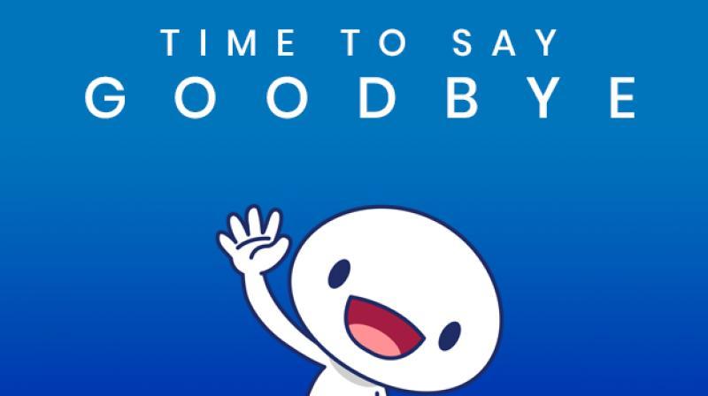 BBM shutting down on May 31.