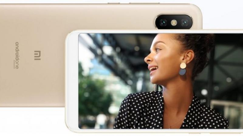Xiaomi teases a Snapdragon 700 series handset. (Photo: Xiaomi Mi A2)
