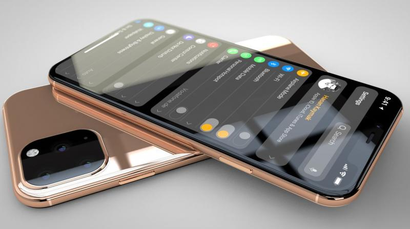 With the iPhone 11, Apple will be finally moving away from the dual camera setup to a triple camera configuration on the rear. (Designed by DBHK-Hasan Kaymak Innovations in Kassel, Germany)