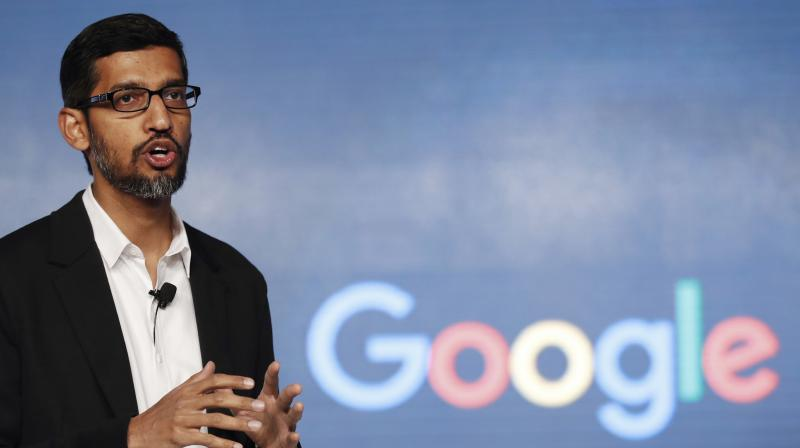 Apart from the Google team led by AI scientist Manish Gupta, the company will also partner with the research community across the country to focus on tackling challenges in fields like healthcare, agriculture, and education (Photo: AP)