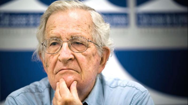 Noam Chomsky (Photo: AP)