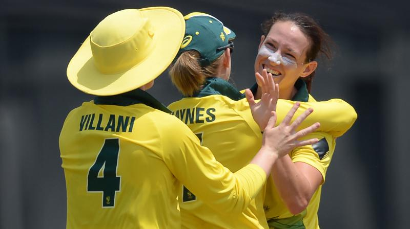Australia Women return back to winning ways in Tri-Series