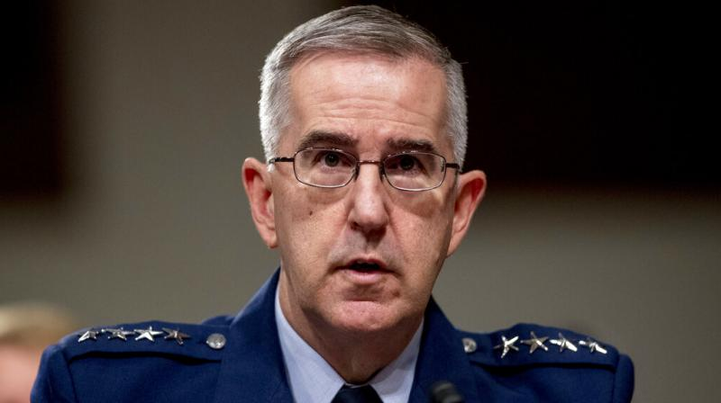 'We've conducted an exhaustive investigation, talked to ... 53 witnesses across three countries and 13 states, reviewed tens of thousands of emails, interviewed folks that were closest to the alleged incidents,' the military official said. (Photo: AP)