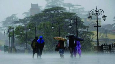The crop-nourishing monsoon rains were 16 per cent below average last Friday.