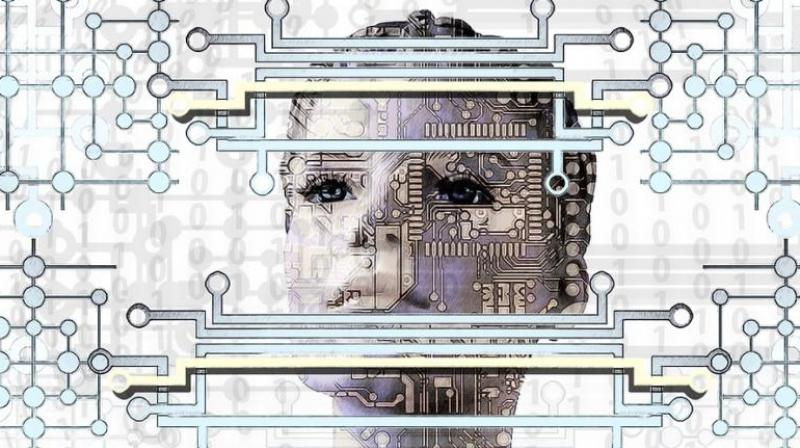 70 per cent said they would feel positive about the potential to hand over some of their activities to AI.
