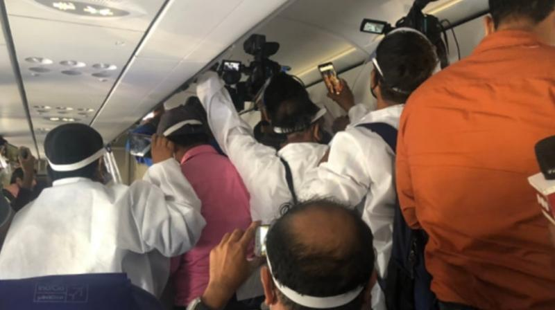 After Kangana Ranaut incident, DGCA says no more videos, photos in flights - Deccan Chronicle