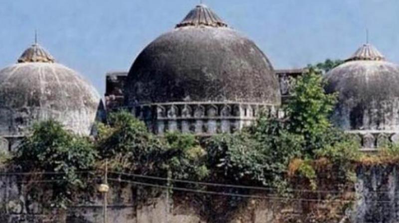 Babri Masjid (Photo: File)