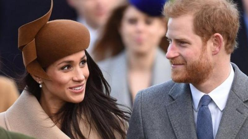 Meghan agreed to do get baptised before her wedding to Harry out of respect for the Queen, who is the head of the Church of England. (Photo: DC File)