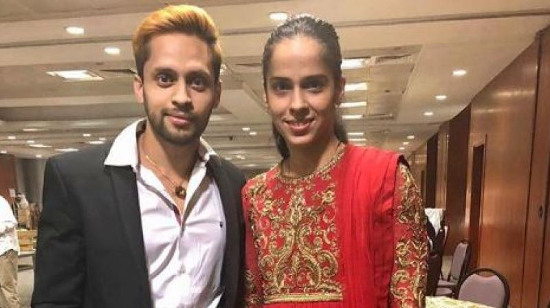 Saina revealed that the duo has known each other for over a decade and she found it very easy to share her feelings with Kashyap. (Photo: Instagram)