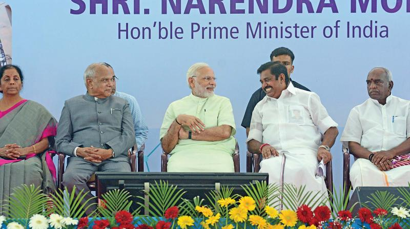 PM Narendra Modi denies bias against any southern states