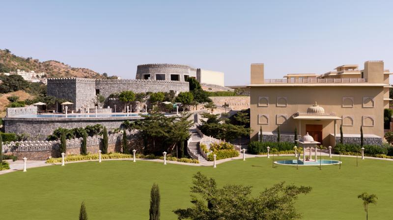 Ramada Resort by Wyndham Kumbhalgarh - Garden (Photo: File)