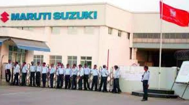 Suzuki has envisaged a total investment of around USD 1,400 million on the plant which will house two vehicle assembly lines of 2.5 lakh units per annum each and an engine plant.