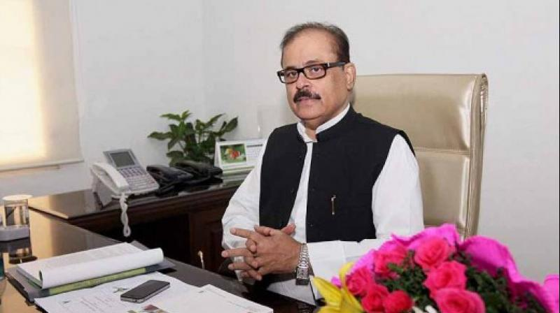 Former Union minister and senior Congress leader Tariq Anwar Thursday loses his Katihar Lok Sabha seat to JD(U)s Dulal Chandra Goswami by a margin of about 57,000 votes. (Photo: File)