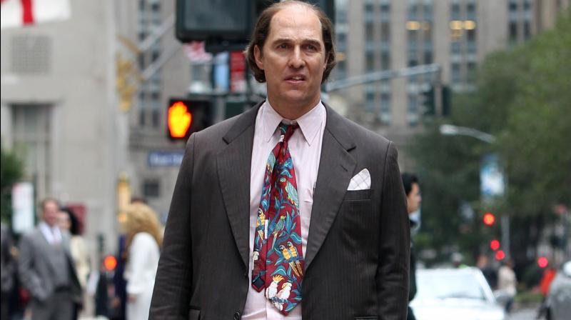 After Dallas Buyer S Club Matthew Mcconaughey Again Plays With Body