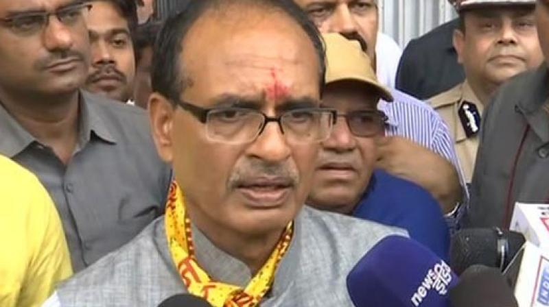 Singh dared Chouhan to fight Assembly polls from Churhat, from where the former is sitting MLA. (Photo: File)