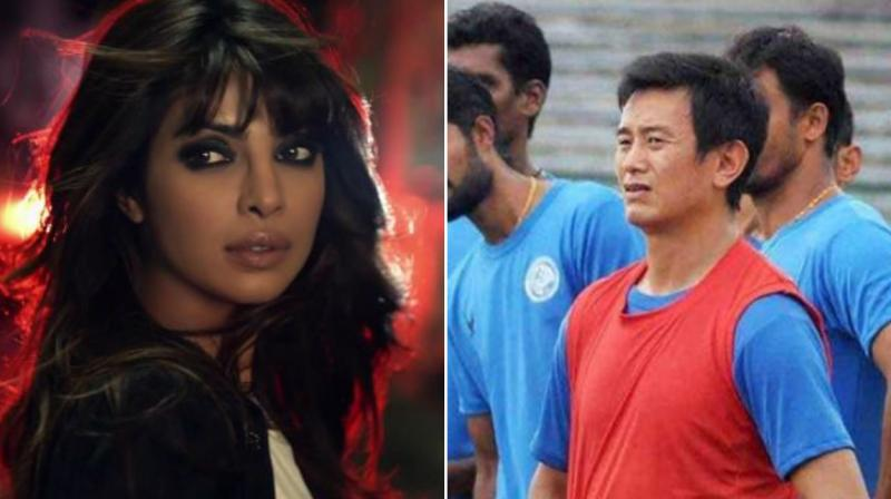 Bhaichung Bhutia suggested that Priyanka Chopra may have mixed Sikkim with one of the other states from the region. (Photo: PTI)