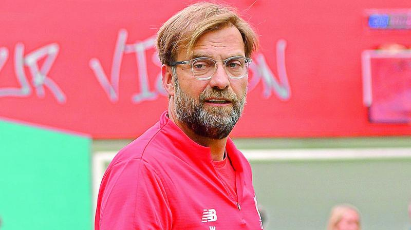 Liverpool's players certainly know the central role their coach played in their victory. (Photo: File)