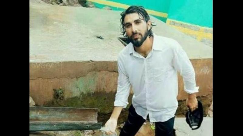 Rifleman Aurangzeb, who belonged to the 44 Rashtriya Rifles, was on way back home on June 14 to celebrate Eid when terrorists abducted him. (Photo: ANI | Twitter)