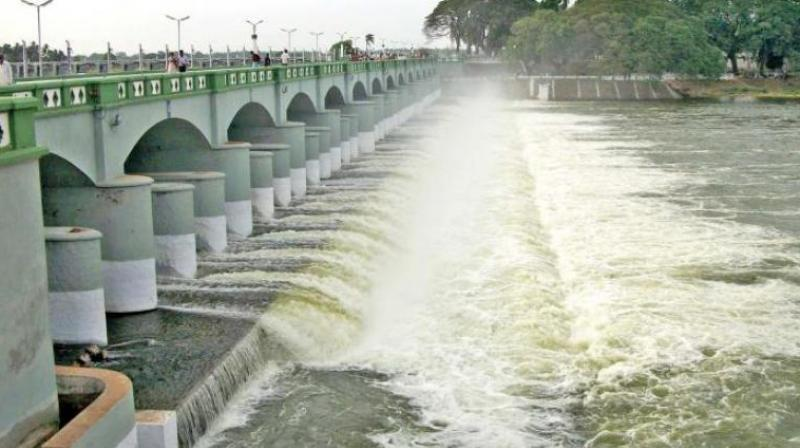 Spl sitting on Cauvery progressing in TN Assembly