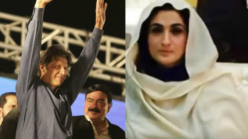 Pakistan's Tehreek-e-Insaf chairman Imran Khan's third wife Bushra Maneka has reportedly returned back to her maternal home following a domestic dispute over the ex-cricketer's pet dogs. (Photo: AP / Screengrab)