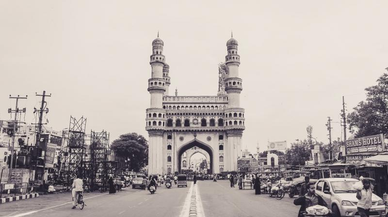 Cities like Hyderabad have emerged as cities of choice due to factors such as relatively lower crime rate and lesser air pollution. (Photo: Pixabay)