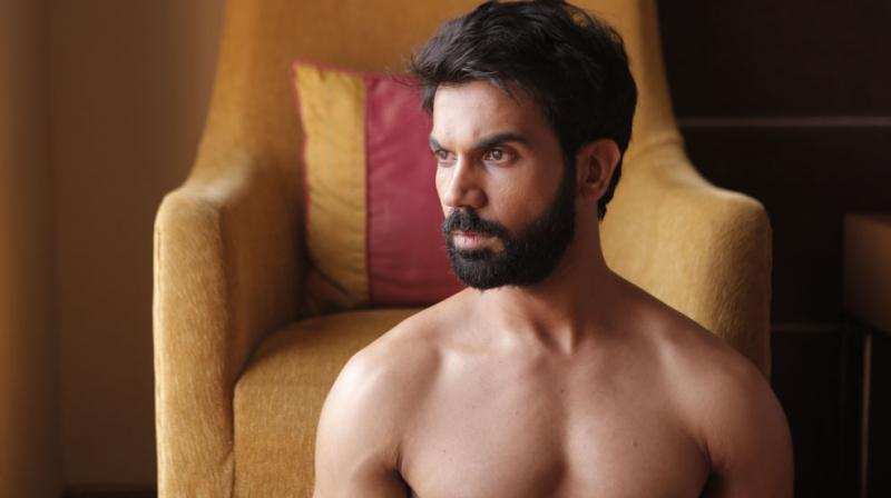 Rajkummar Rao in a still from 'Omerta'.