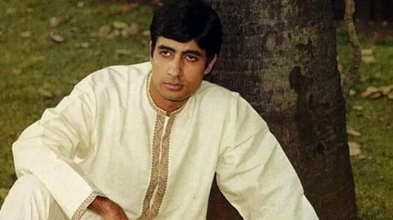 Amitabh Bachchan's latest Instagram post.
