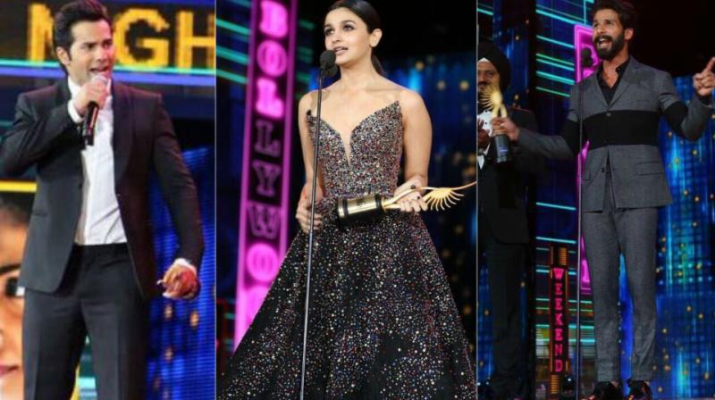 Bollywood stars were honoured for their performances in 2016 at the IIFA Awards held in New York on Saturday. (Photo: Twitter)