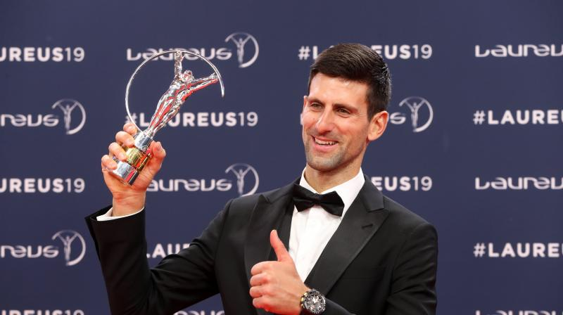 Novak Djokovic clinched his seventh Australian Open title in January after beating Rafael Nadal in straight sets. (Photo: AFP)
