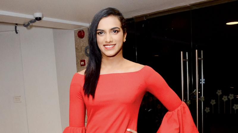 In an interview with a top media house, the 24-year-old has opined that if anyone wants to portray Sindhu's character then that person should be none other than Bollywood's top actor Deepika Padukone.