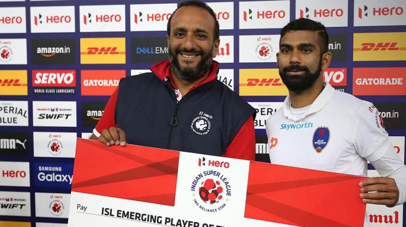 Kean Lewis said that the competition was even tougher when the league consisted of eight teams before.(Photo: ISL Media)