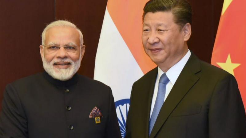 Observers say it is significant shift ahead of Xi's visit to India for his 2nd informal summit with Prime Minister Narendra Modi. (Photo: File)