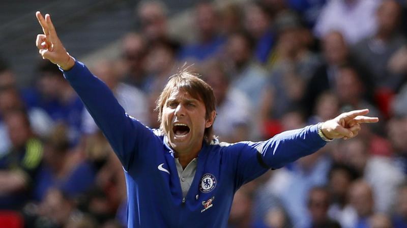 Antonio Conte has proved his tactical acumen wherever he has gone. (Photo: AP)