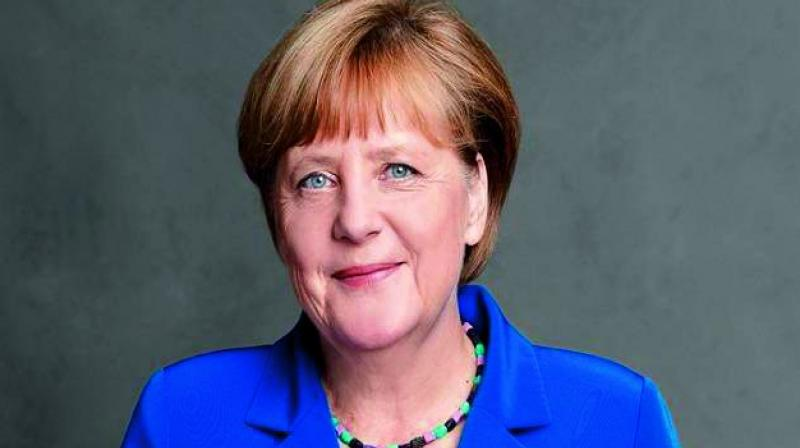 German Chanellor Angela Merkel. (Photo: File)