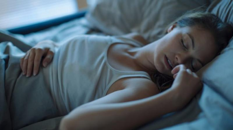 Sleep disturbance in patients with diabetes is common and may negatively affect blood glucose (Photo: AFP)