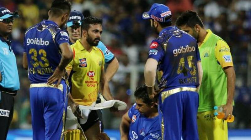 IPL 2018: Chennai Super Kings' Kedar Jadhav ruled out due to injury