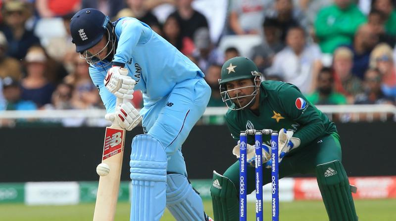 England batsman Joe Root said his side were determined to learn from their loss to Pakistan in the World Cup on Monday and to not repeat their mistakes in the next match. (Photo:AFP)