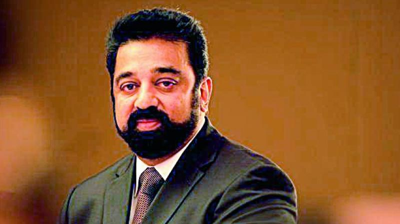 In January, Kamal Haasan had batted for unity among Southern states under the 'Dravidian' tag to leverage ties with the Centre. (Photo: File)