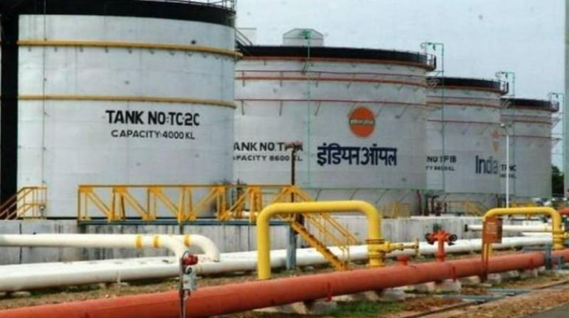 Middle East's share of India's oil imports hits 25-month low