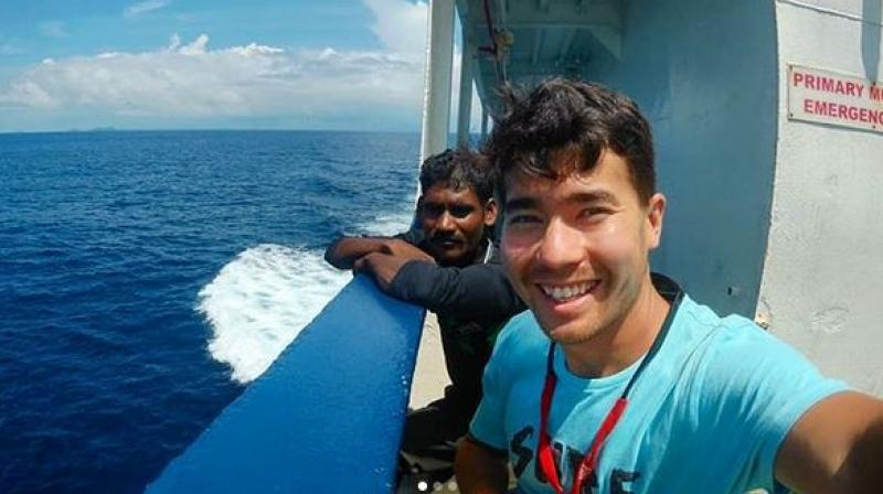 John Allen Chau, 27, was killed by the protected and reclusive tribe off North Sentinel Island after he reached there with the help of some fishermen. (Photo: Instagram Screengrab | @johnachau)