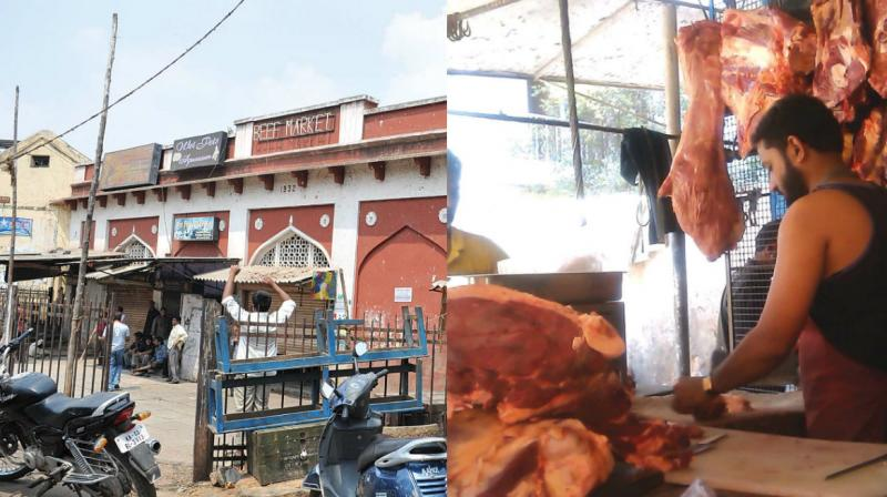 The BBMP's latest diktat after a court ruling is to ban illegal slaughterhouses, saying animals can only be butchered at the three licensed abattoirs at K.R. Market, Tannery Road and Pottery Road.