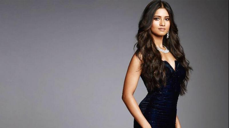 Want to be part of Tamil film industry: Miss India Universe