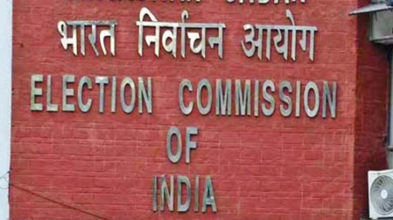 The election commission was shrinking its duty of conducting election, but it took shelter with motive as the election case was pending.