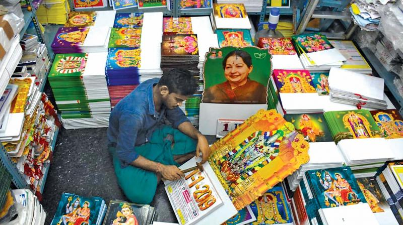 Chennai: After Gaja cyclone, sales of gift items, journals and