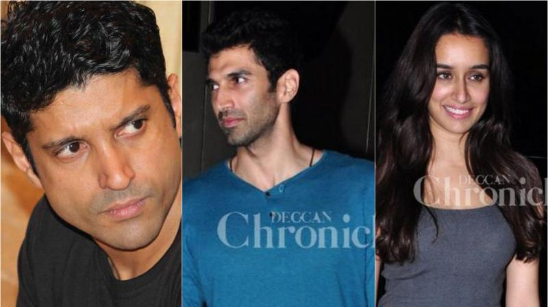B-town is abuzz with Farhan and Shraddha's dating rumours since a long time now.