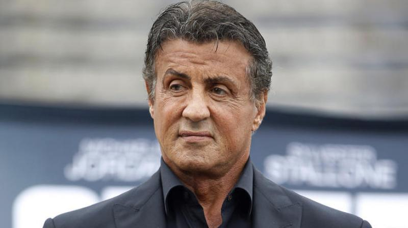 Sylvester Stallone. (Photo: AP)