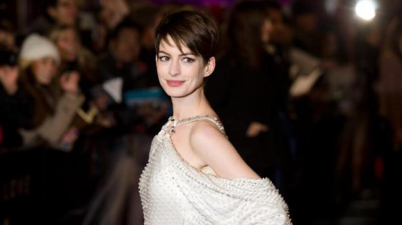 Anne Hathaway is quitting drinking for 18 years for this reason