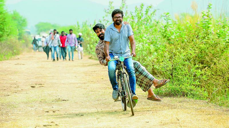 'Rangasthalam was like soul searching'