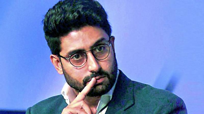 Aanand is all praise for Abhishek Bachchan Jr